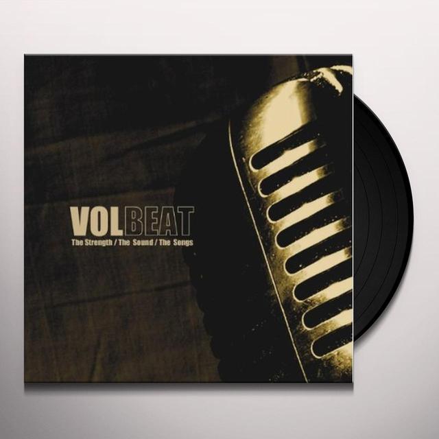Volbeat STRENGTH / SOUND / SONGS Vinyl Record
