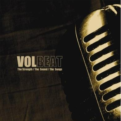 Volbeat STRENGTH / SOUND / SONGS Vinyl Record