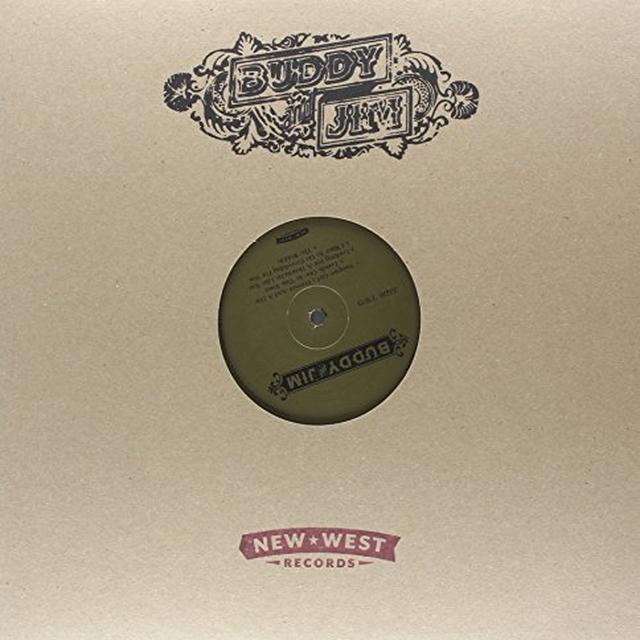 Buddy Miller & Jim Lauderdale BUDDY & JIM Vinyl Record