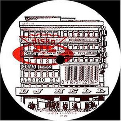Dj Hell ALBINO Vinyl Record