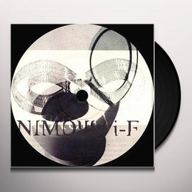 I-F / Nimoy SPACE TOILET Vinyl Record