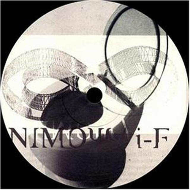 I-F / Nimoy SPACE TOILET Vinyl Record