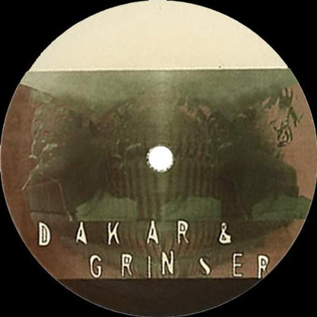 Dakar & Grinser THERE AIN'T NO TURNING BACK Vinyl Record