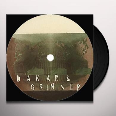 Dakar & Grinser THERE AIN'T NO TURNING BACK Vinyl Record