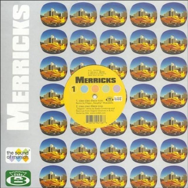 Merricks SOUND OF MUNICH RMX 1 Vinyl Record