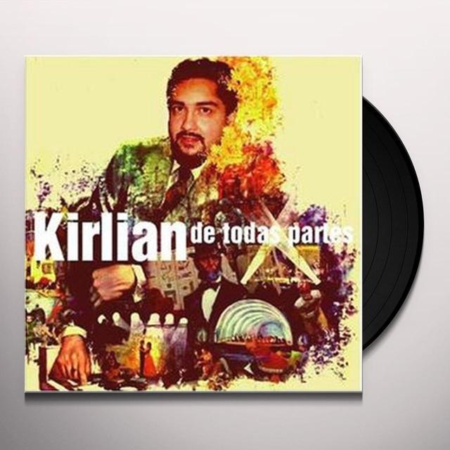 Kirlian DE TODAS PARTES Vinyl Record