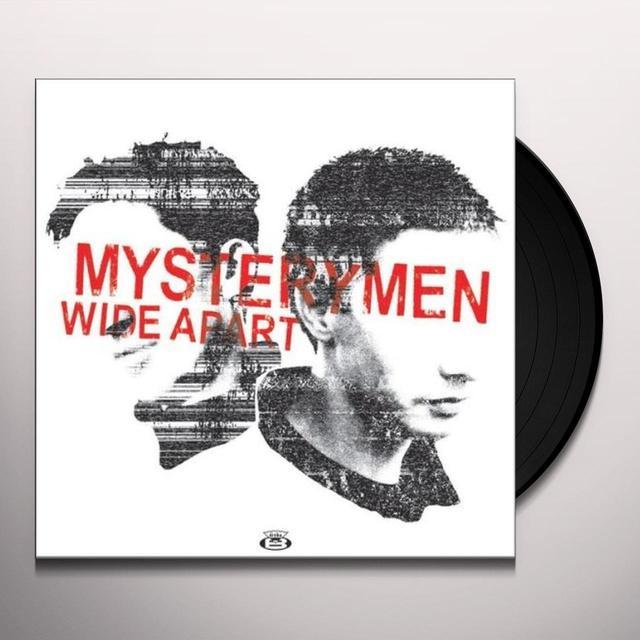 Mysterymen CLAPMAN Vinyl Record