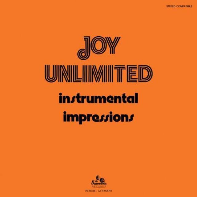 Joy Unlimited INSTRUMENTAL IMPRESSIONS Vinyl Record