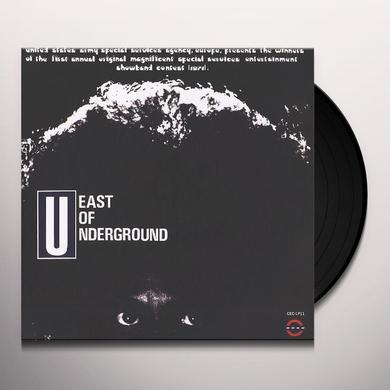EAST OF UNDERGROUND / SOAP Vinyl Record