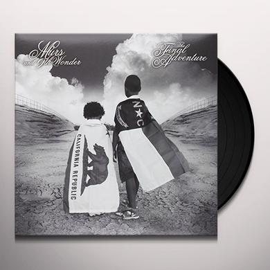9Th Wonder / Murs FINAL ADVENTURE Vinyl Record
