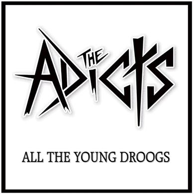 The Adicts ALL THE YOUNG DROOGS Vinyl Record