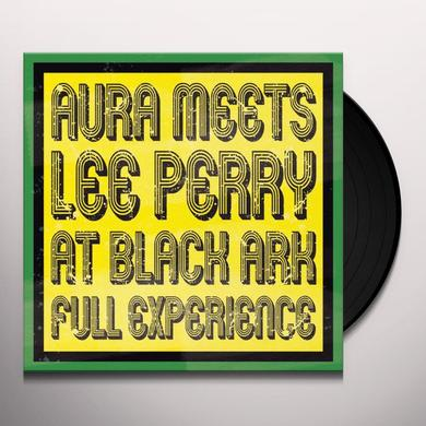 """Lee """"Scratch"""" Perry AURA MEETS LEE PERRY AT BLACK ARK: FULL EXPERIENCE Vinyl Record"""
