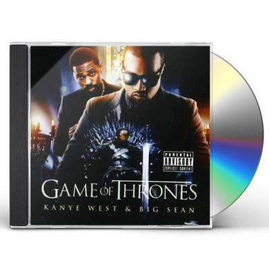 Kanye West GAME OF THRONES CD