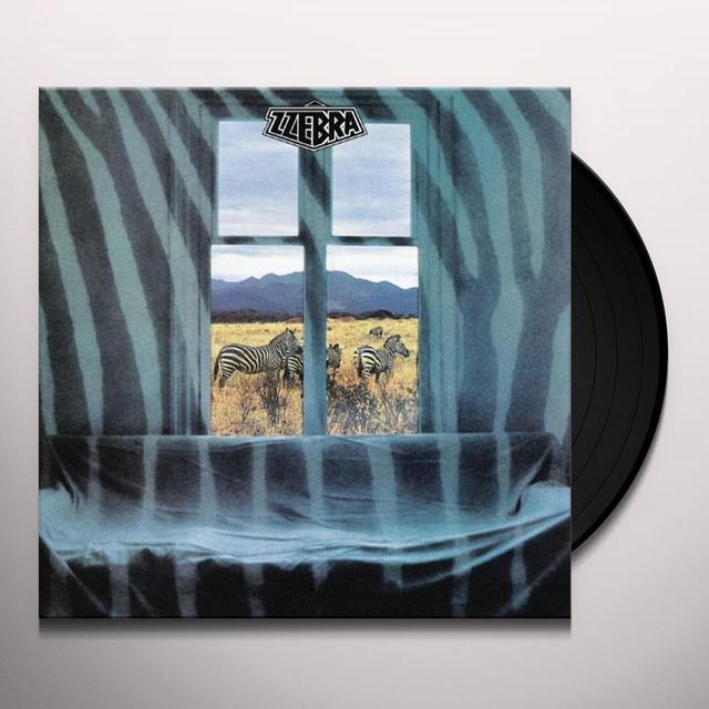 ZZEBRA Vinyl Record