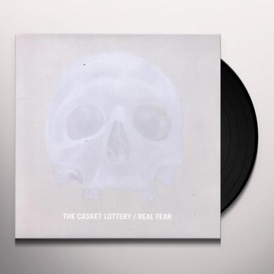 The Casket Lottery REAL FEAR Vinyl Record