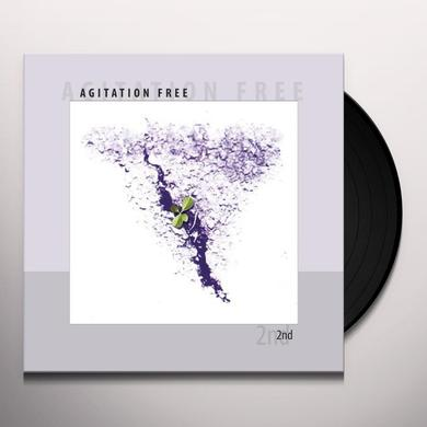 Agitation Free 2ND Vinyl Record