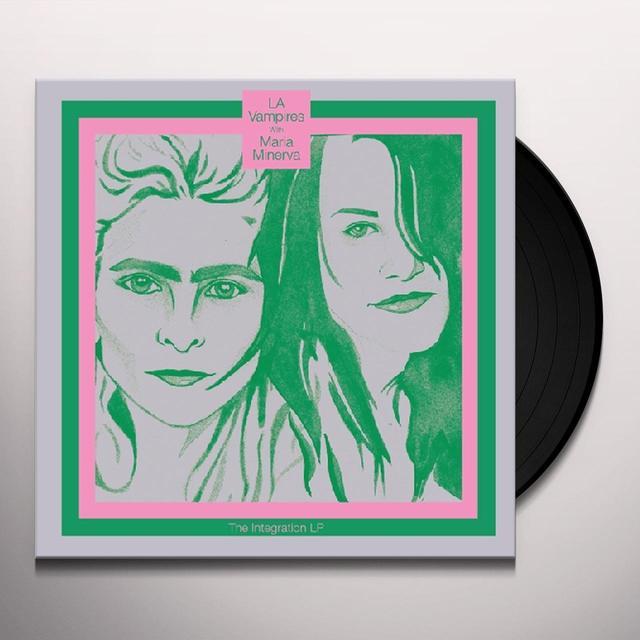 Maria Vampires / Minerva INTEGRATION Vinyl Record