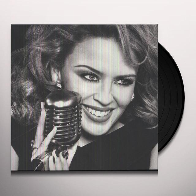 Kylie Minogue ABBEY ROAD SESSIONS Vinyl Record
