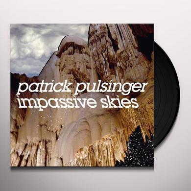 Patrick Pulsinger IMPASSIVE SKIES Vinyl Record - w/CD