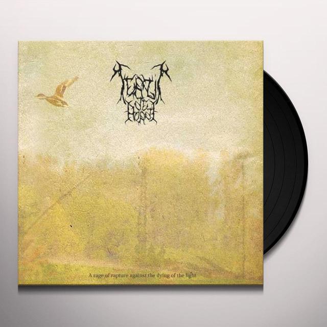 Terzij De Horde RAGE OF RAPTURE AGAINST THE DYING Vinyl Record
