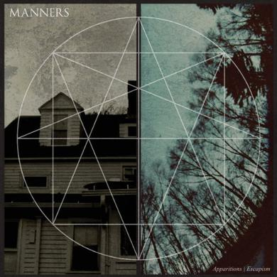 Manners APPARITIONS ESCAPISM Vinyl Record