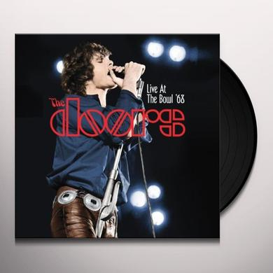 The Doors LIVE AT THE BOWL 68 Vinyl Record - 180 Gram Pressing