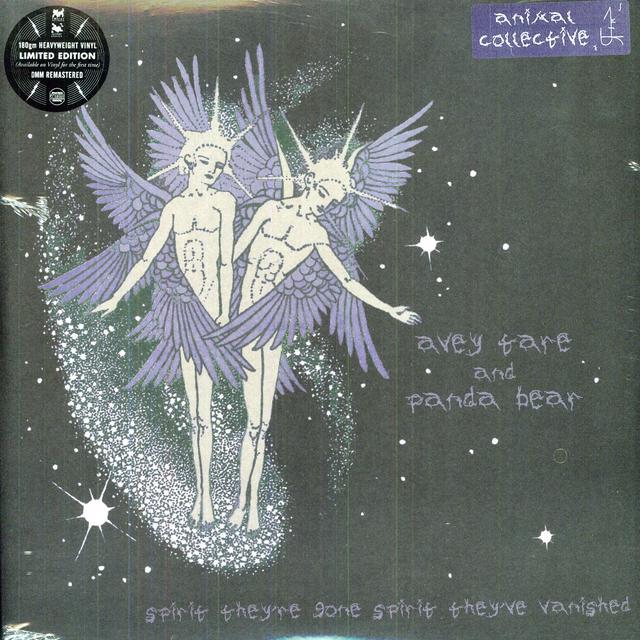Animal Collective SPIRIT THEY'RE GONE SPIRIT THEY'VE VANISHED (REIS) (Vinyl)