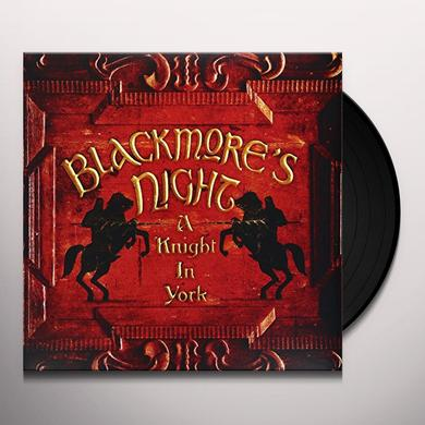 Blackmore'S Night KNIGHT IN YORK Vinyl Record