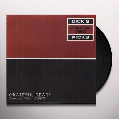 Grateful Dead DICK'S PICKS 2 Vinyl Record