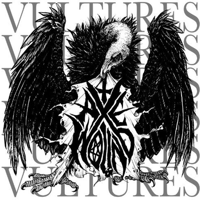 Axewound VULTURES Vinyl Record