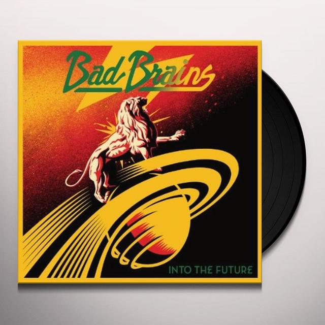 Bad Brains INTO THE FUTURE Vinyl Record