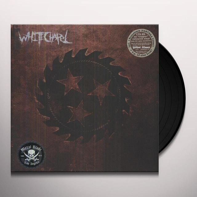 WHITECHAPEL Vinyl Record - Picture Disc