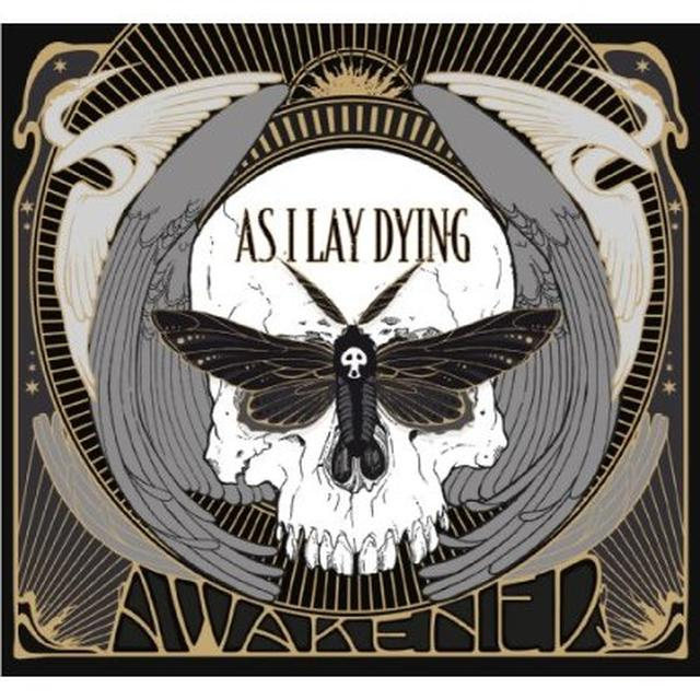 As I Lay Dying AWAKENED Vinyl Record