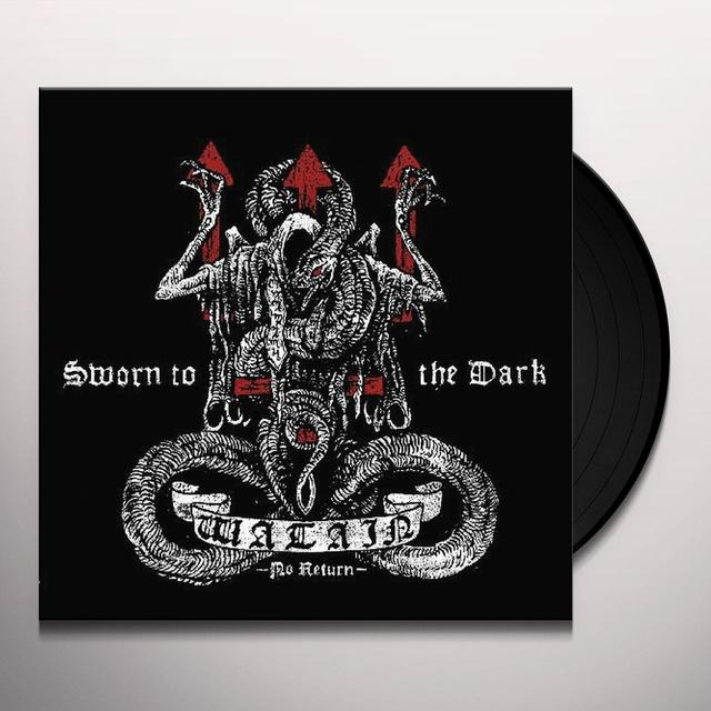 Watain SWORN TO THE DARK Vinyl Record