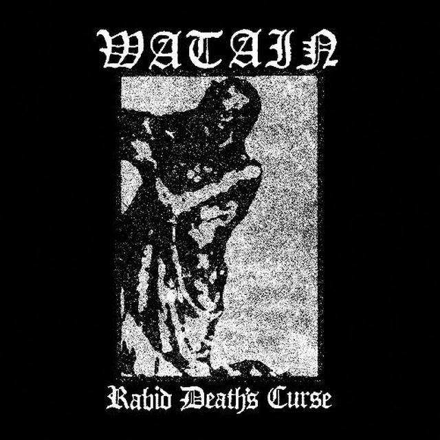 Watain RABID DEATH'S CURSE Vinyl Record