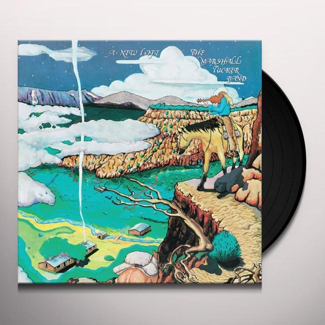 Marshall Tucker NEW LIFE Vinyl Record