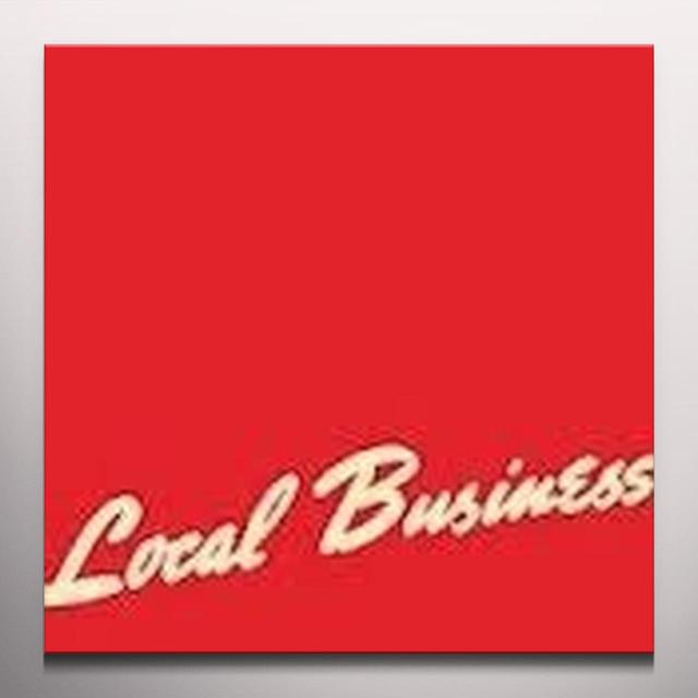 Titus Andronicus LOCAL BUSINESS Vinyl Record - Colored Vinyl, Limited Edition, MP3 Download Included