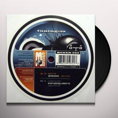 Dusty Kid / Le Dust Sucker TUNING 09 Vinyl Record