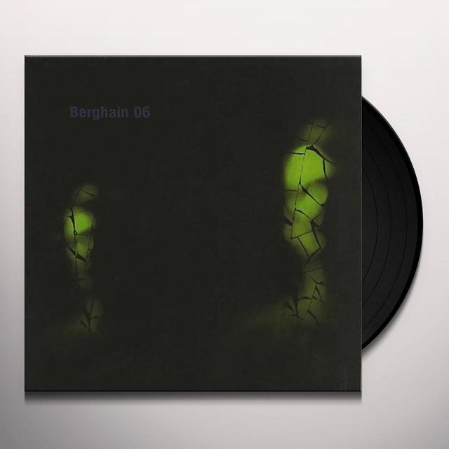 BERGHAIN 06 / VARIOUS Vinyl Record