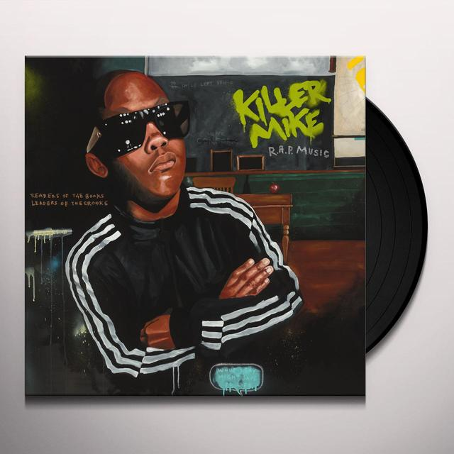 Killer Mike RAP MUSIC Vinyl Record