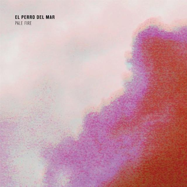 El Perro Del Mar PALE FIRE Vinyl Record