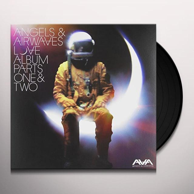Angels & Airwaves LOVE ALBUM PARTS ONE & TWO   (BOX) Vinyl Record - Limited Edition, 180 Gram Pressing