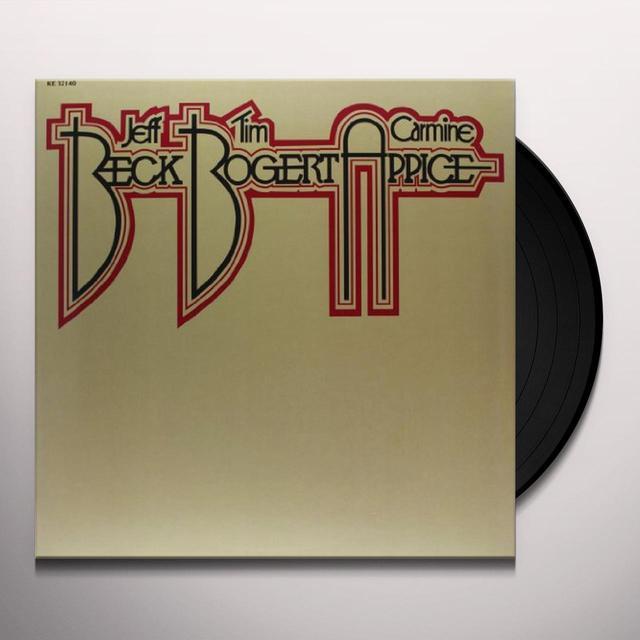 BECK BOGERT & APPICE Vinyl Record