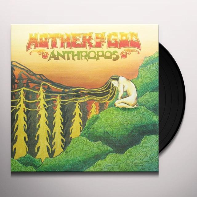 Mother Of God ANTHROPOS Vinyl Record - 180 Gram Pressing