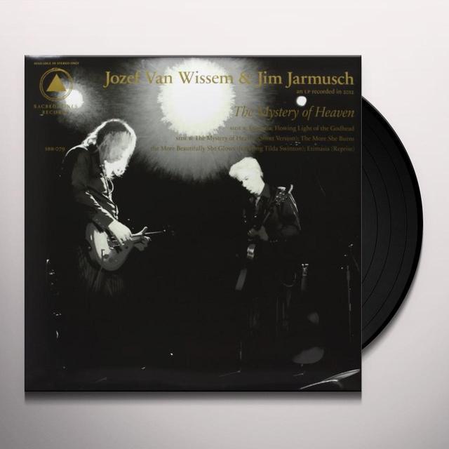Jozef Van Wissem / Jim Jarmusch MYSTERY OF HEAVEN Vinyl Record