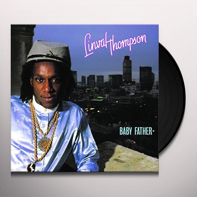 Linval Thompson BABY FATHER Vinyl Record