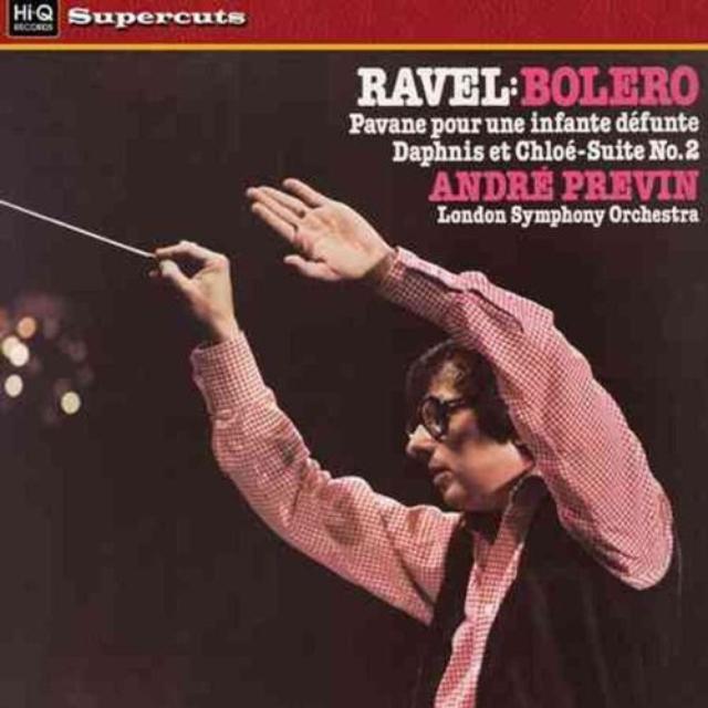 Ravel / Previn / London Symphony Orchestra