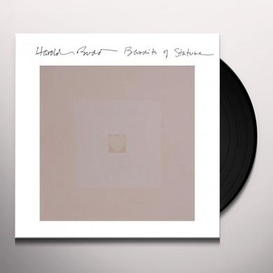 Harold Budd BANDITS OF STATURE Vinyl Record