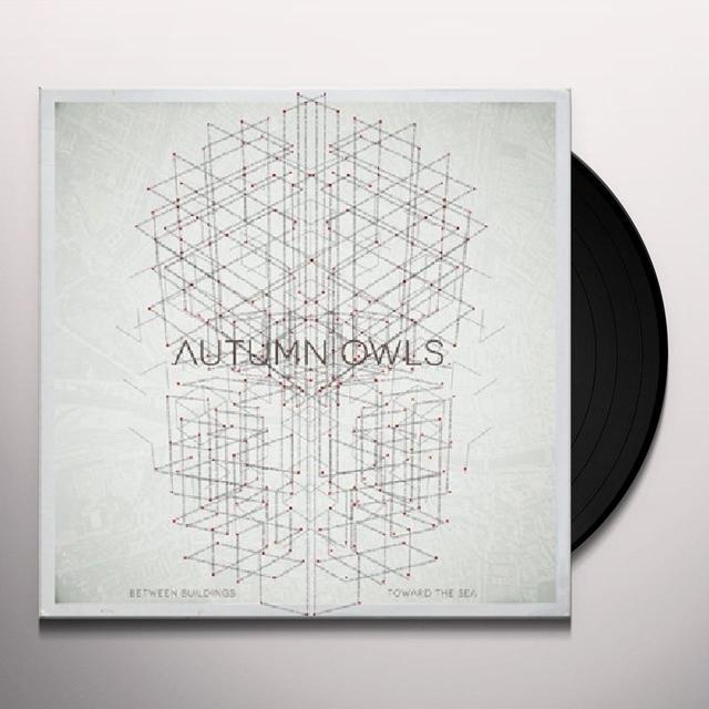 Autumn Owls BETWEEN BUILDINGS TOWARD THE SEA Vinyl Record