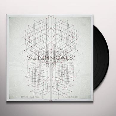 Autumn Owls BETWEEN BUILDINGS TOWARD THE SEA Vinyl Record